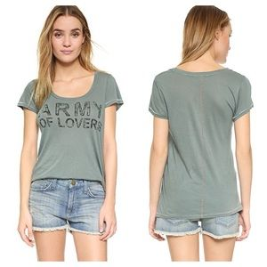 SUNDRY Army of Lovers Tee